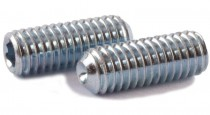 Socket Set Screw Cup Point BZP