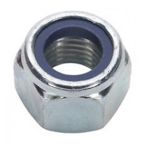 Hexagon Nylock Nuts