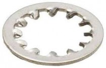 Lock Washers Internal Teeth