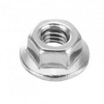 Hexagon Flanged Nut DIN 6923