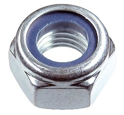 M14-2.0P Nylock Nut T Type 8.8 BZP