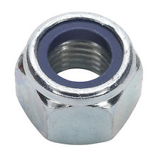 M12 Nylock Nut P Type 8.8 BZP