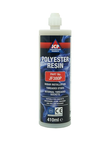 JCP Polyester Injection Resin 410ml