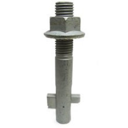 M20 x 140mm Blind Bolt 10.9 Geomet 500B