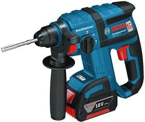 Bosch GBH 18 V-EC 3 Function Hammer SDS+ 18v