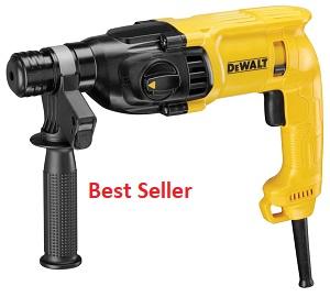 DeWalt D25033K 3 Function Hammer SDS+ 110v