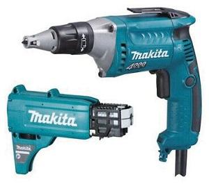 Makita FS4300JX2 Dry Wall Screwdriver 240v