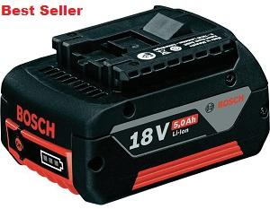 Bosch GBA 18V 5.0AH M-C Li-ion Battery 18v