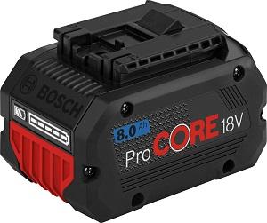 Bosch PRO ProCORE  Li-ion Battery 18v