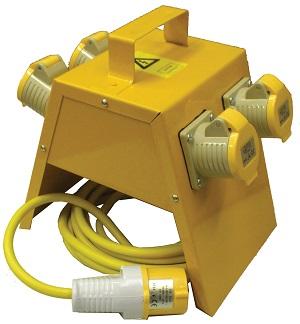 CONNEXIONS 10895 Splitter Box 110v