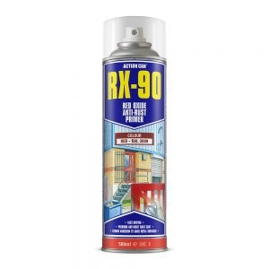 RX-90 Red Oxide Anti-Rust Primer 500ml