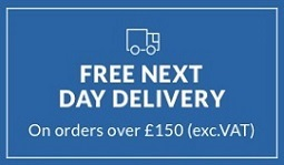 Free Delivery on Orders over £150.00